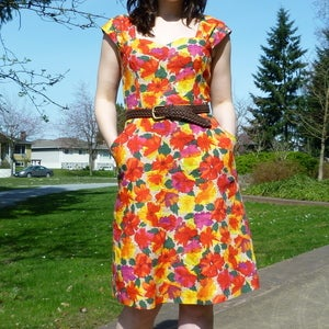Image of Sewaholic Patterns Cambie Dress Sewing Pattern