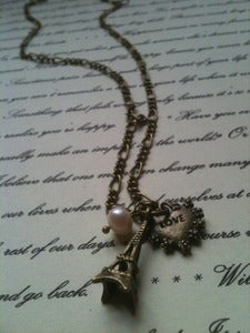 Image of FLORENCE - necklace