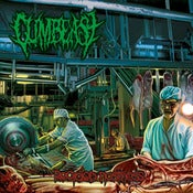 Image of CUMBEAST Recycled nastiness CD