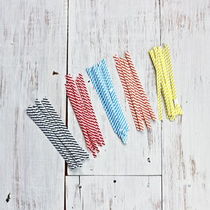 Image of Stripe Twist Ties