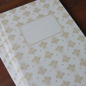 Image of Gold Bees Journal