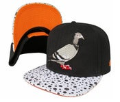 Image of NEW! Jeff Staple SF Pigeon Snapback Hat Collection
