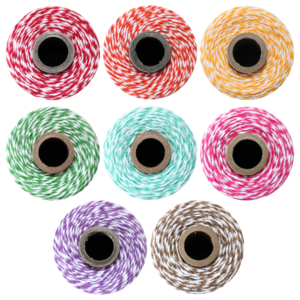 Image of Twine Lover Pack - 8 Full Spools (Contains our 8 Original Colors)