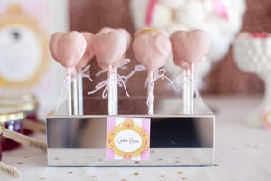 Image of Stainless Steel Cake Pop Stand