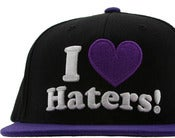 "Image of NEW! DGK ""I Love Haters"" Snapback Hat Collection"