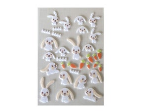 Image of Sweet Animal Felt Stickers