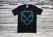 Image of Equilateral Tee Black