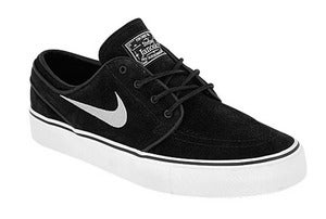 Image of NIKE SB Janoski black-white