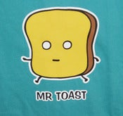 Image of Mr Toast Womens Shirt