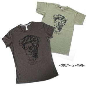 Image of Girly OU tee-shirt DUCHESSES
