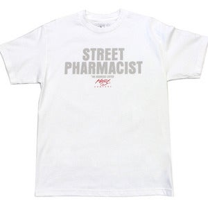 Image of Street Pharmacist - White