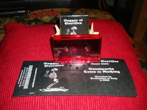 Image of Dagger of Sacrifice - Demo 2003
