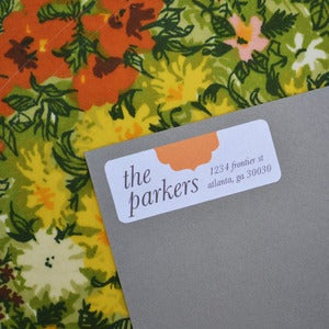 Image of Parker Return Address Labels