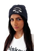 Image of Easy Sailor Beanie - Dark Navy