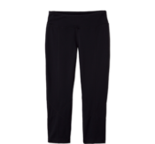Image of prAna Prism (Three quarter leggings) Classic Black
