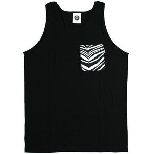 "Image of ""Zebra"" - Black"