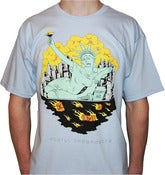 Image of Lady Lush Tee - Powder Blue