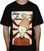 Image of Rise & Shine Tee - Black