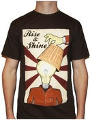 Image of Rise & Shine Tee - Brown