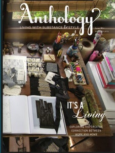 Image of Anthology Magazine No. 8 - Summer 2012