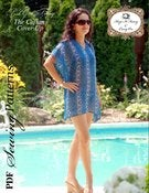 Image of The Caftan Cover-Up - PDF pattern - Instant Download