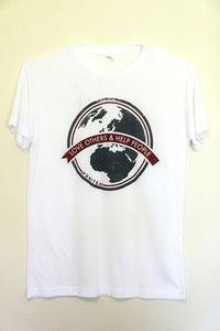 Image of Unite World Tee WHTE (Unisex)
