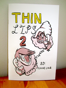Image of Thin Lips 2 zine
