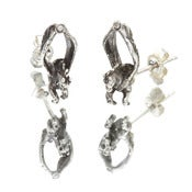 Image of DIAMOND PEGASUS STUDS