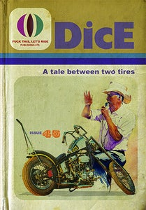 Image of DICE ISSUE 45. COVER DESIGN 4.