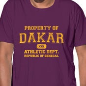 Image of Dakar T-Shirt Men Eggplant