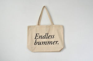 Image of endless bummer tote, JUMBO SIZED
