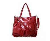 Image of Mini Ruche in Ruby Red