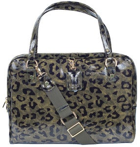 Image of Paula - Leopard Print in Green
