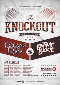 Image of Co-Headline Knockout Tour Tickets