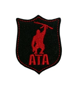 Image of Accessory | ATA Shield Logo | Woven Patch