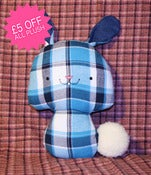 Image of 'Alfred' Rabbit Soft Toy