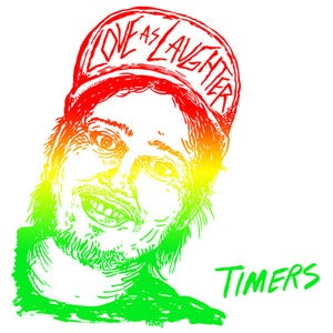 "Image of Love As Laughter - Timers (7"" Colored Vinyl)"