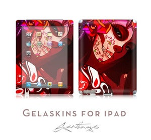 Image of Night of the Loving Dead Gelaskin for iPad