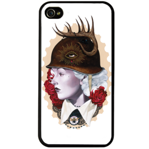 "Image of ""Reina de Batalla"" Phone Cover"