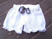 Image of Linen Bloomers