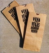 Image of VLV Brown Bag Koozie