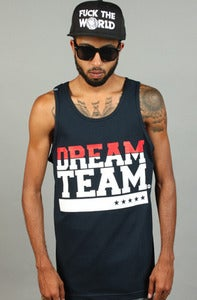 Image of Dream Team Navy Tank
