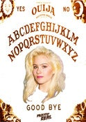 Image of KELLY BUNDY OUIJA BOARD TRADING CARD