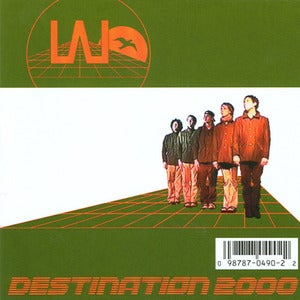 "Image of Love As Laughter - Destination 2000 (12"" Vinyl)"