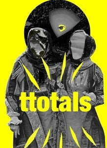 "Image of TTOTALS | DRUM IS OUR PARENT 12"" VINYL EP"