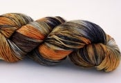 Image of Calico - Handpainted Falkland/Bambool Wool Sock Yarn