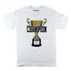Image of Burn Rubber Olympic Gold Medal Champion Tee