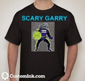 Image of Scary Garry &quot;Fearless Photog&quot; Shirt Size Large only