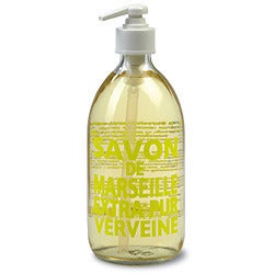 Image of SAVON DE MARSEILLE EXTRA PUR LIQUID FRESH VERBENA SOAP