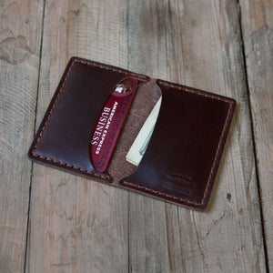Image of W&F Front Pocket Wallet - Three Pocket